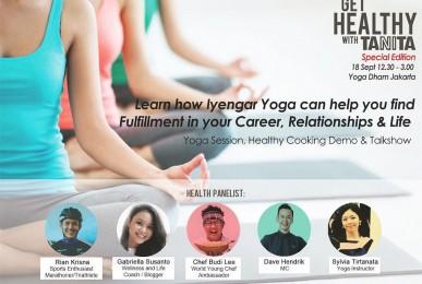 Get Healthy with Tanita Yogadham