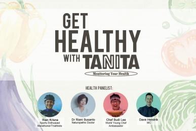 health panelist tanita